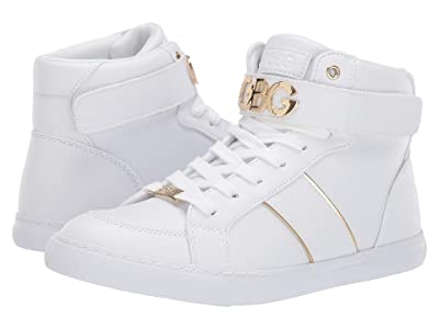 GBG Los Angeles Oleeda (White/Gold) Women