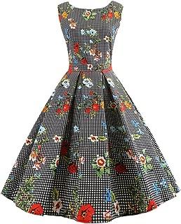 Agrintol_Women Dress Women Printing Dress, Agrintol Bodycon Evening Party Prom Dress