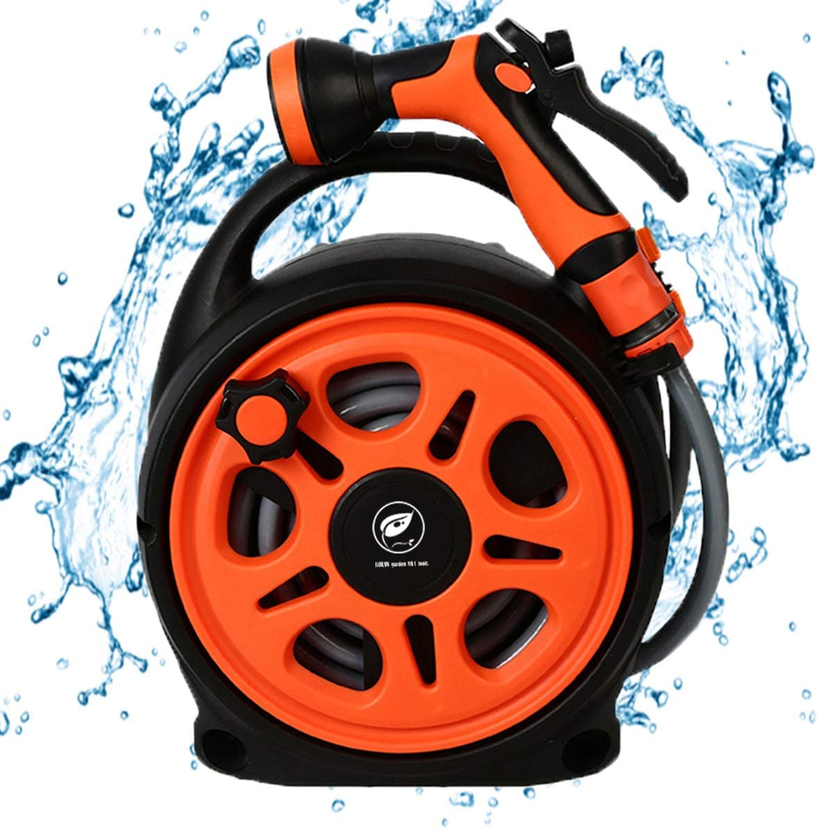 Expandable Garden Hose with Reel FT 7 - 50 Discount mail Sale order