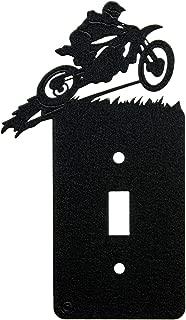 Motocross Toggle Light Switch Wall Plate