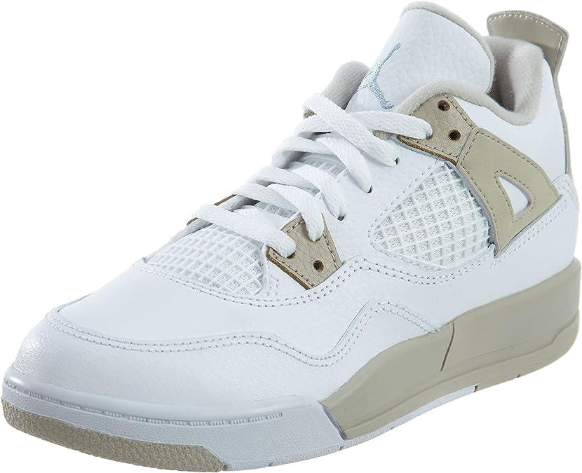 Nike Jordan 4 Retro GP Boys Basketball-Shoes 487725