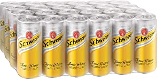 Schweppes Tonic Water, 320ml (Pack of 24)