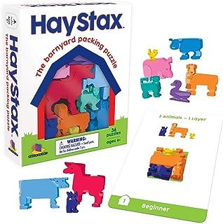 Brainwright Hay STAX Children's Brainteaser Game, Multicolour