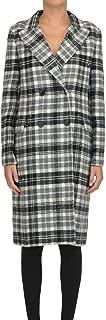 Ermanno Scervino Luxury Fashion Womens MCGLCSC000006003I Black Coat   Season Outlet