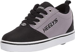 Heelys GR8 Pro 20 (Little Kid/Big Kid/Adult) Black/Grey 1 Little Kid