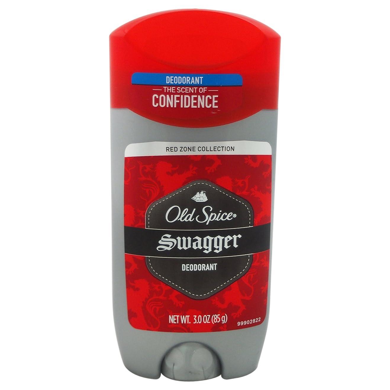 悲観主義者砂漠ジャンプするオールドスパイス(Old Spice) RED ZONE COLLECTION スワッガー デオドラント 85g[並行輸入品]