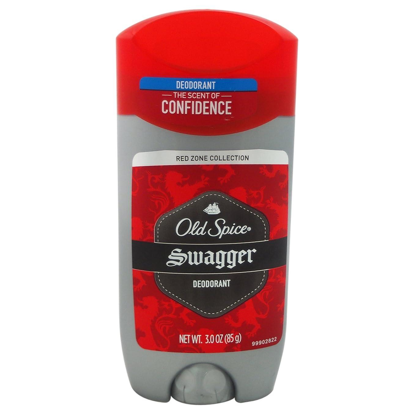 ご近所とまり木天皇オールドスパイス(Old Spice) RED ZONE COLLECTION スワッガー デオドラント 85g[並行輸入品]