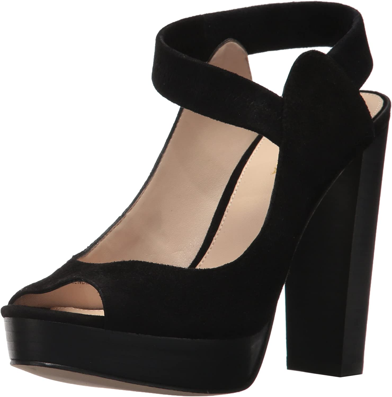Pelle Moda Womens Penelope-u Heeled Sandal