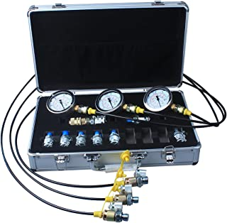 hydraulic pressure test port