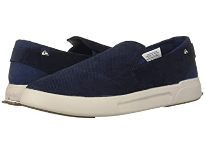 Quiksilver Surf Check II Premium (Blue/Blue/Grey) Men