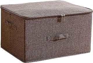 JUNQIAOMY Kosz do przechowywania, składane, brudne ubrania, magazyn, duży wodoszczelny, na brudne ubrania, wiadro (kolor c...