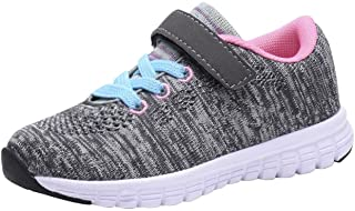 Umbale Girls Flyknit Sneakers Comfort Running...