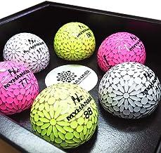 MYHANABI H2 マイハナビ ゴルフボール ギフトアソート 6球