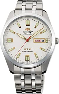 Orient Unisex-Adult Automatic Watch, Analog Display and Stainless Steel Strap RA-AB0020S19B