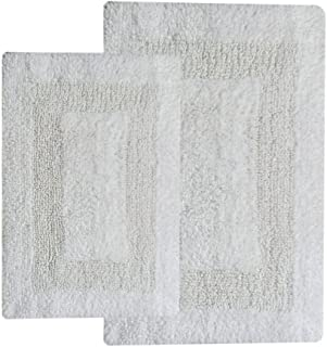 Benzara Chardin Home 2 Piece Arizona Reversible Bath Rug Set (21