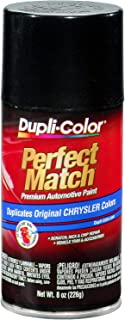 VHT BCC0427 Brilliant Black Pearl Chrysler Perfect Match Automotive Paint, 8. Fluid_Ounces