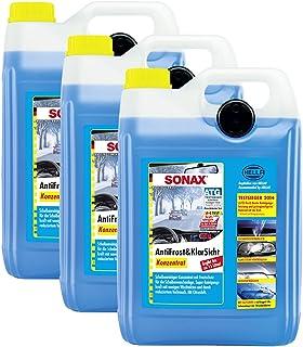 Suchergebnis Auf Für Frostschutz Sonax Frostschutz Öle Betriebsstoffe Auto Motorrad