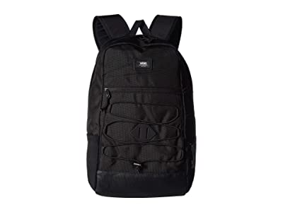 Vans Snag Plus Backpack (Black) Backpack Bags