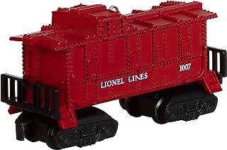 Hallmark Keepsake Christmas Ornament 2019 Year Dated Train 1007, Metal, 11