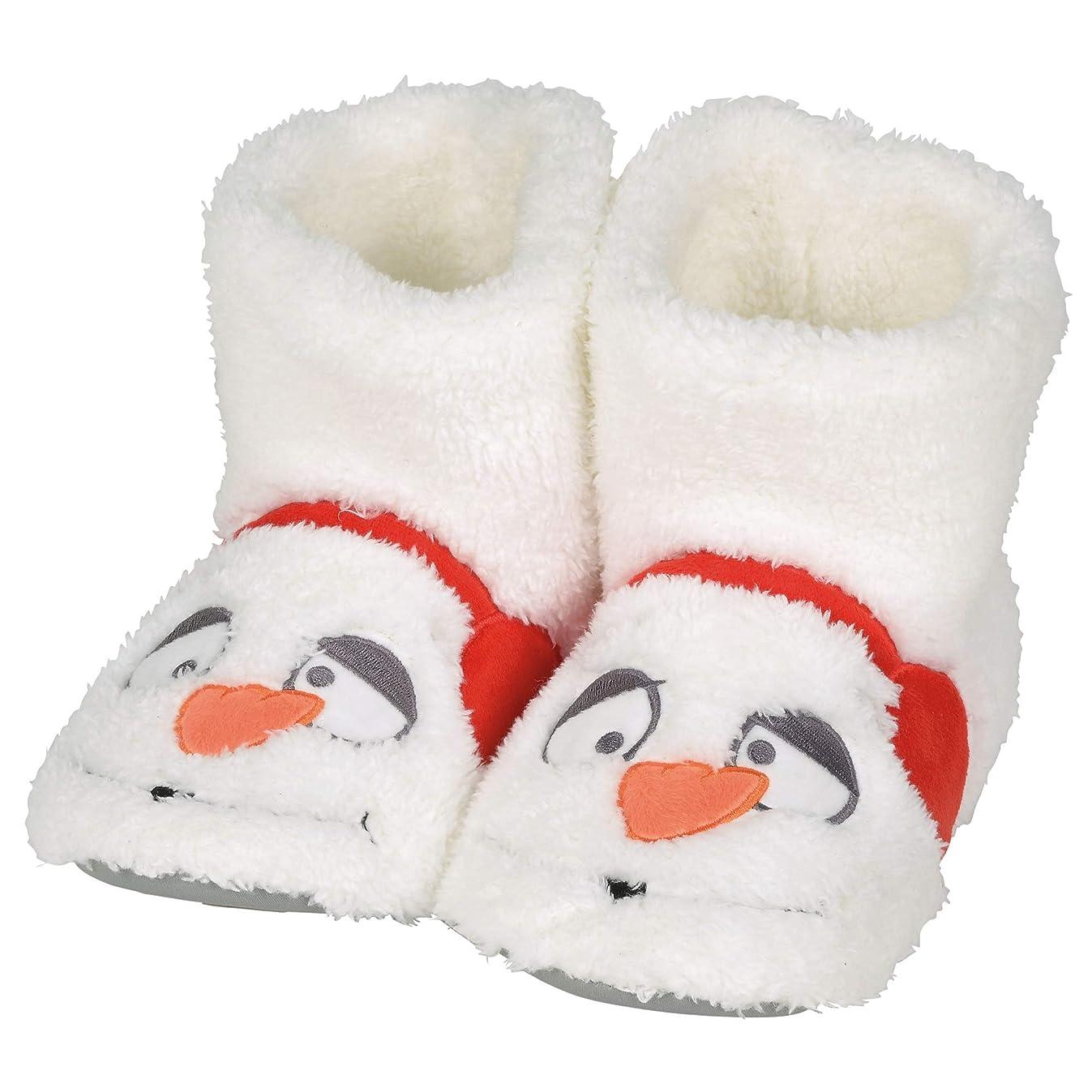Snowpinions Adult Snowman Slipper -