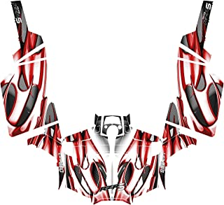 polaris rzr 800 s graphics kit