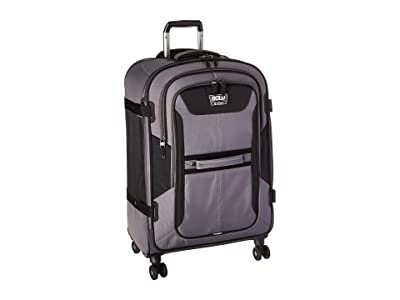 Travelpro BOLD by Travelpro 26 Expandable Spinner (Gray/Black) Luggage