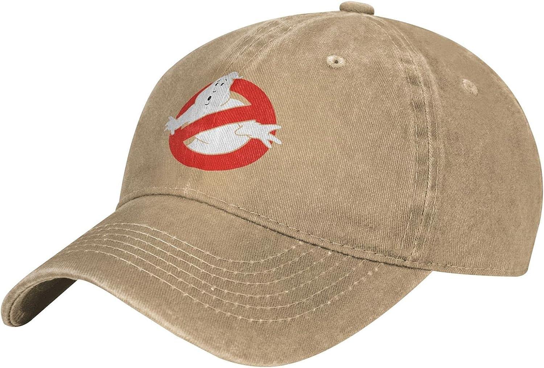 Ghostbusters Baseball Cap Men Women Adjustable Classic Cap Outdoor Sports Cowboy Hat