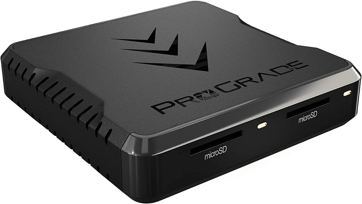 ProGrade Digital microSD UHS-II Dual-Slot Memory Card Reader   USB 3.2 Gen 2 for Professional Filmmakers, Photographers & Content Creators NOT A Full-Size SD Reader IT is MICROSD