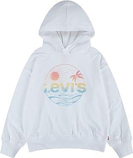 Levi's Kids Hooded Sweatshirt Fille