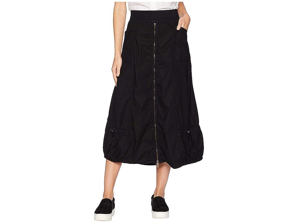 XCVI Blithe Skirt (Black) Women