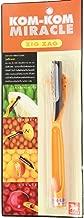 KOM-KOM Brand Superior Quality Stainless Steel (Special Knives) (No. 018 (ZigZag))