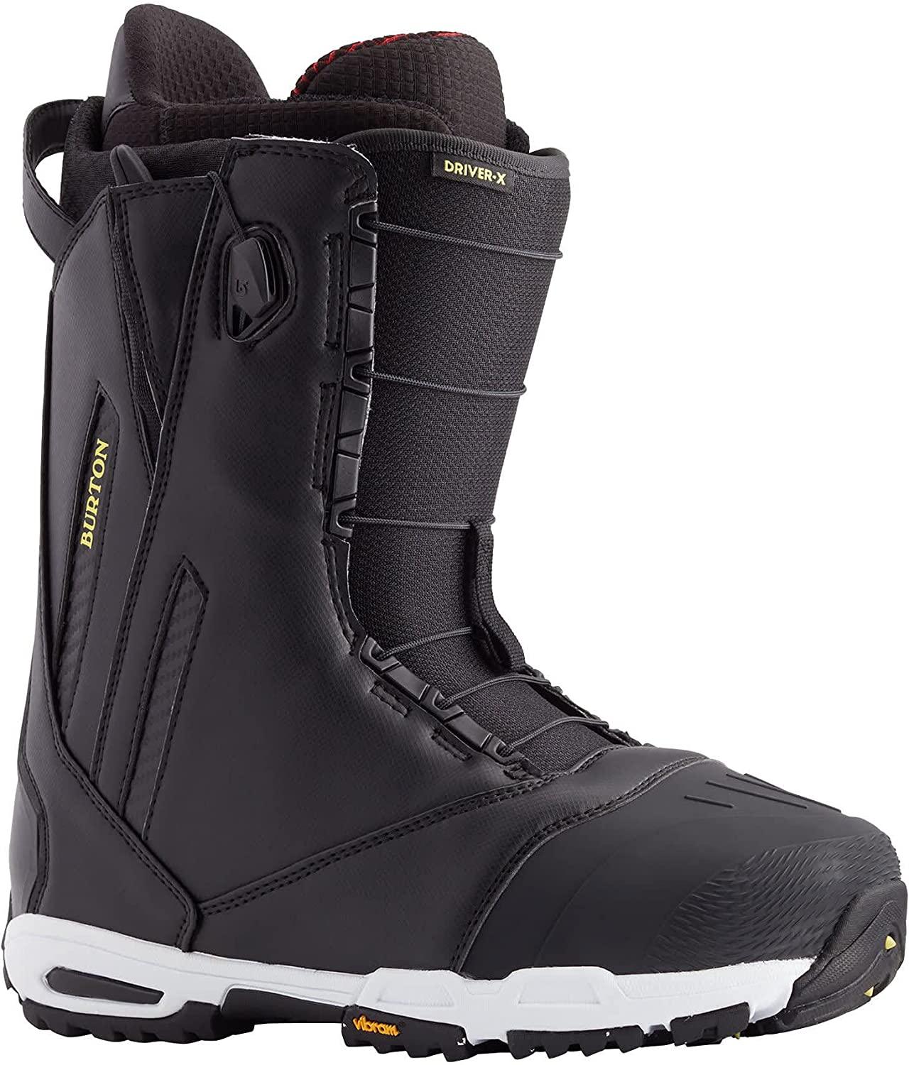 Seasonal Wrap Introduction BURTON New products world's highest quality popular Driver X Snowboard Boots Mens