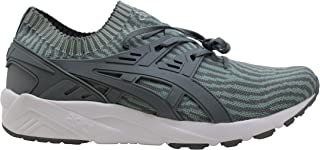 ASICS Mens Gel- Kayano Trainer Knit Low Top Lace Up Running, Blue, Size 12.0