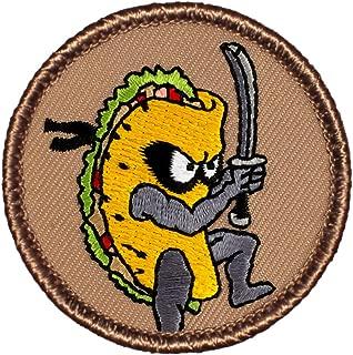 Ninja Taco Patrol Patch - 2