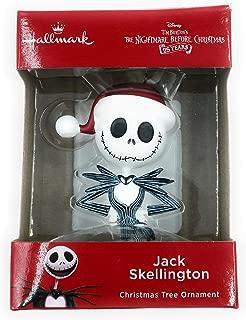 Hallmark Jack Skellington Christmas Tree Ornament from Disney Tim Burtons The Nightmare Before Christmas 25th Anniversary