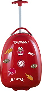 Mojo Licensing Unisex-Adult NCAA Texas A&M Aggies Kids Lil' Adventurer Luggage Pod CLTAL601_Black-P, NCAA Alabama Crimson Tide Kids Lil' Adventurer Luggage Pod, Red, CLALL601_RED, RED, 4.8
