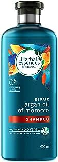 Herbal Essences Bio:Renew Argan Oil of Morocco SHAMPOO, 400ml, No Parabens No Colourants