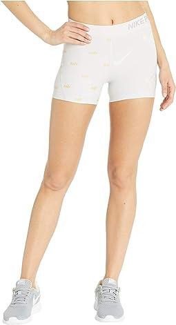 Pro Shorts Metallic