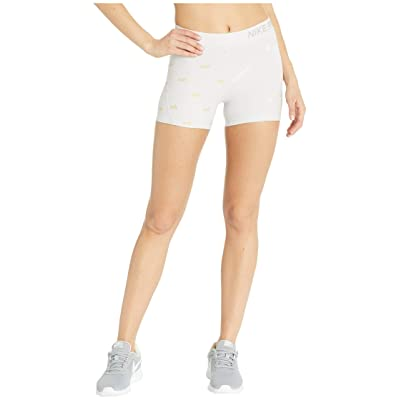 Nike Pro Shorts Metallic (Vast Grey/Atmosphere Grey) Women
