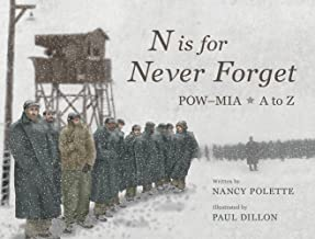 N is for Never Forget: POW–MIA A to Z