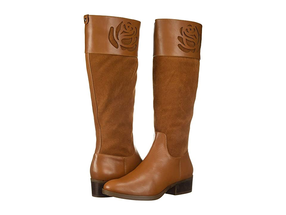 Taryn Rose Georgia Weatherproof (Carmel Smooth Leather) Women