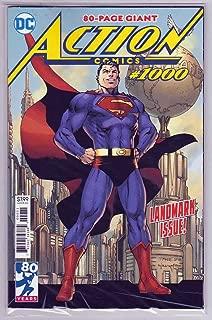 Action Comics #1000 (2018) Jim Lee Cover