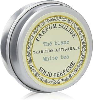 Senteur et Beaute(サンタールエボーテ) フレンチクラシックシリーズ 練り香水 10g 「ホワイトティー」 4994228023063