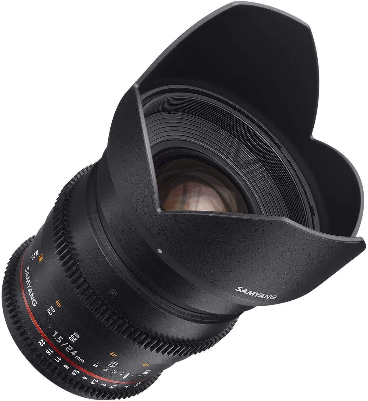 Samyang 24 1 5 Objektiv Video Dslr Ii Sony E Manueller Kamera