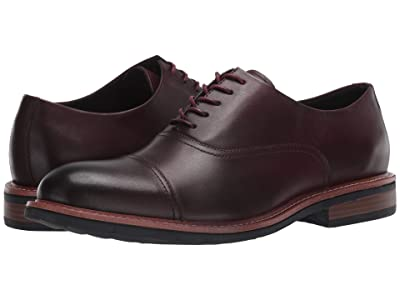 Kenneth Cole Reaction Klay Flex Lace-Up (Bordeaux) Men