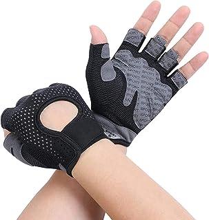 flintronic Fitness Handschuhe, Trainingshandschuhe, Gewichtheben Handschuhe,..