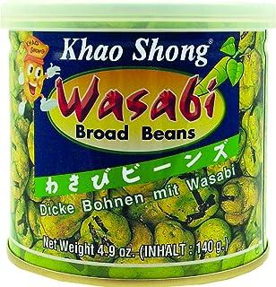 Khao Shong, Guisante deshidratado (wasabi) - 24 de 140 gr. (Total 3360 gr.)