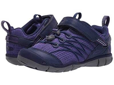 Keen Kids Chandler CNX (Toddler/Little Kid) (Royal Purple/Blue Depths) Girl
