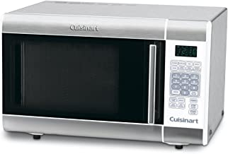 Cuisinart CMW-100FR 1-Cubic-Foot Stainless Steel Microwave Oven, Silver (Renewed)