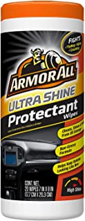 Armor All 10945 Ultra Shine Wipe - 20 Sheets